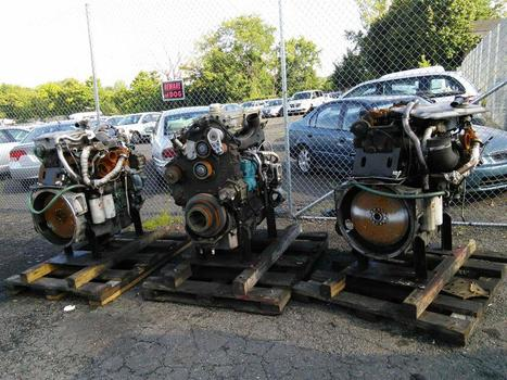 5 R2352938-98  ENGINE SERIES 50 EGR CORES (Hartford, CT 06114)