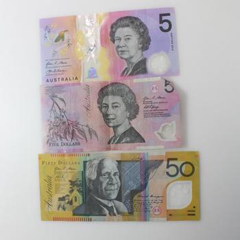 60 Australian Dollars