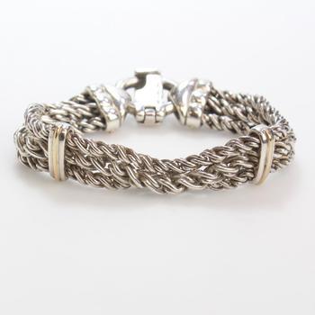 70.37g Silver Bracelet