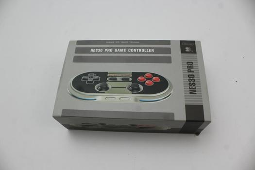 8BitDo NES30 Bluetooth Pro Game Controller
