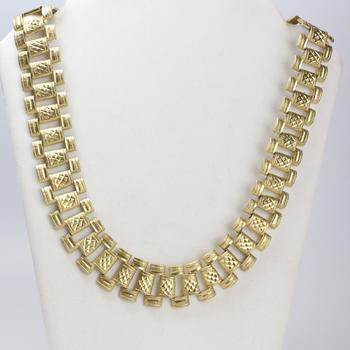 8k Gold 74.97g Necklace