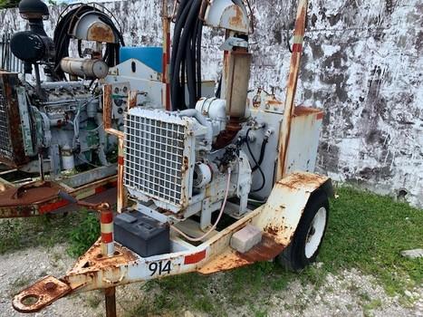 914 Sloan Hydraulic Pump (Hallandale Beach, FL 33009)
