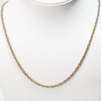 9k Gold 12.10g Necklace