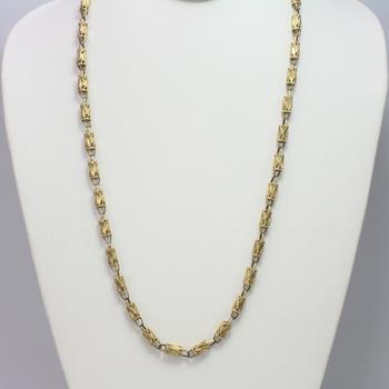9k Gold 21.72g Necklace