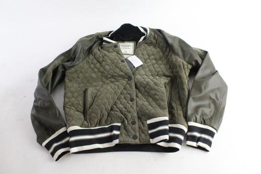 Abercrombie & Fitch Womens Jacket, Size M