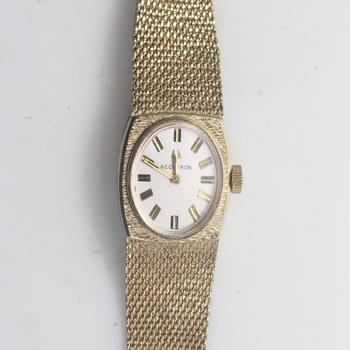 Accutron Bulova 10k GF Watch