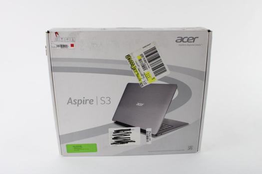 Acer Aspire S3 Laptop