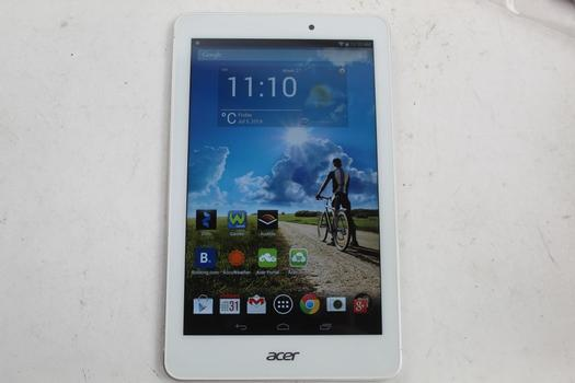 Acer Iconia Tab 8, 16GB, Wi-Fi Only