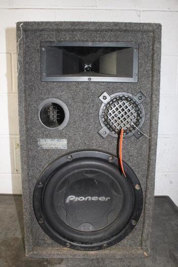Acoustic Lab Technologies Speaker