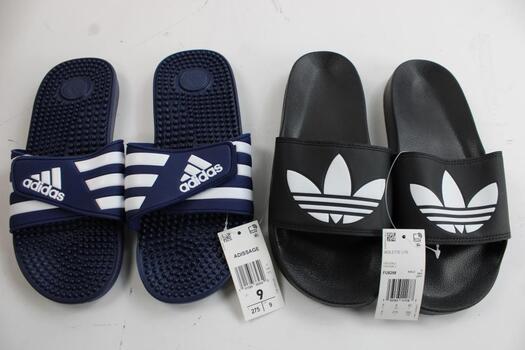 Adidas Adilett Comfort 2 Pairs