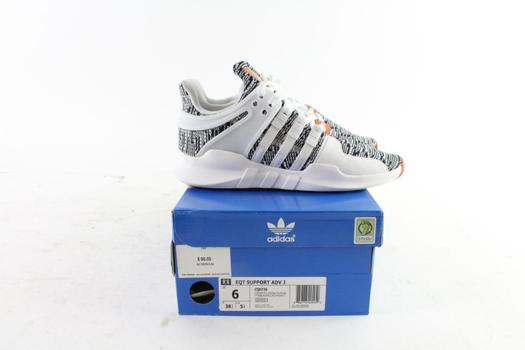 Adidas EQT Support Adv J Boy's Shoes, Size 6