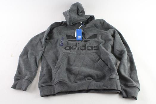 Adidas Hooded Sweatshirt, Size M