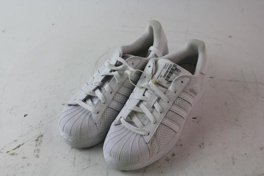 Adidas Originals Superstar Mens Shoes, Size 6