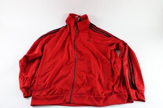 Adidas Track Jacket, Size 2XL