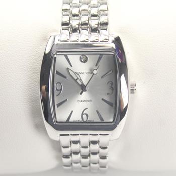 Adrienne Vittadini Genuine Diamond Collection Watch