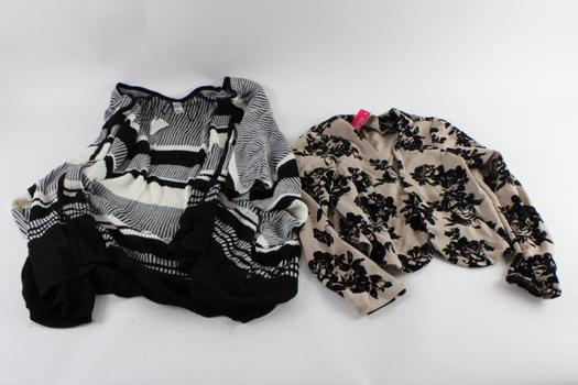 A'Gaci And Other Sweater And Top, M, 2 Pieces