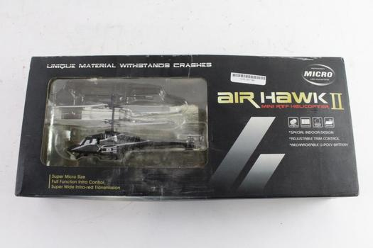 Air Hawk 2 Mini RFT Helicopter