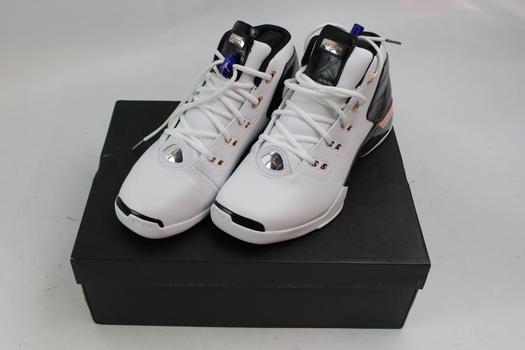 Air Jordan 17+ Retro 'Copper' 2016 Mens Sneakers - Size 10.5