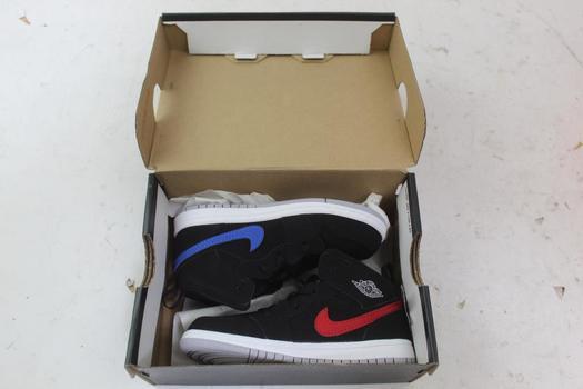 Air Jordan Jordan 1 Mid (td) Shoes, Size 9c