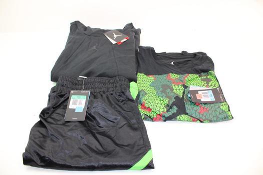 Air Jordan Men's Clothing; 3 Pieces; Size M & Xl