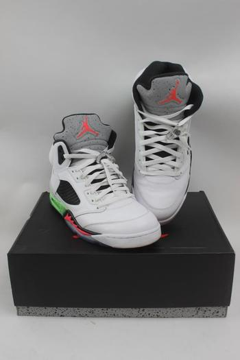 best loved 4e5fe 5526a Air Jordan Retro 5 Mens Shoes, Size 13, Style Number 136027 ...
