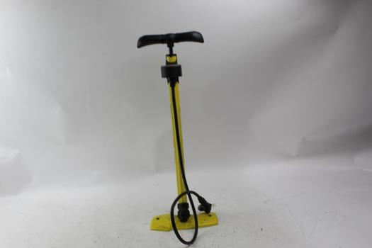 Aireon Hi Pressure Clever Valve Bike Air Pump