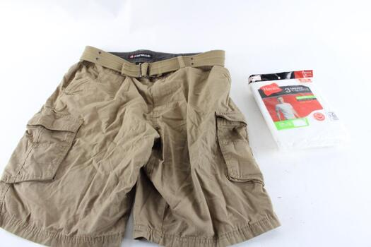 Airwalk, Old Navy Mens, Young Boys And Women Clothes 4 Pieces