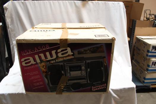 Aiwa Mini Audio System