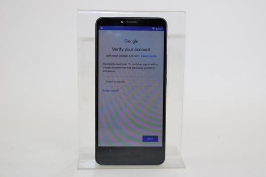Alcatel 3V, 32GB, Metro By T-Mobile, Google Account Locked, Sold For Parts
