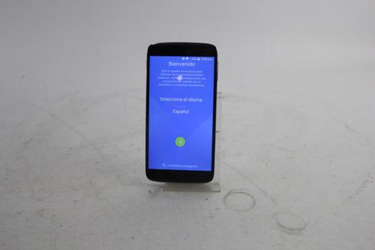 Alcatel Idol 3, Google Account Locked, Sold For Parts
