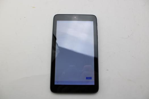 Alcatel OneTouch Pixi 7, 4GB, Sprint, Google Locked, Sold For Parts