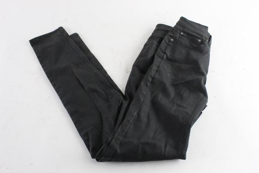 All Saints Skinny Fit Pants, Size 27