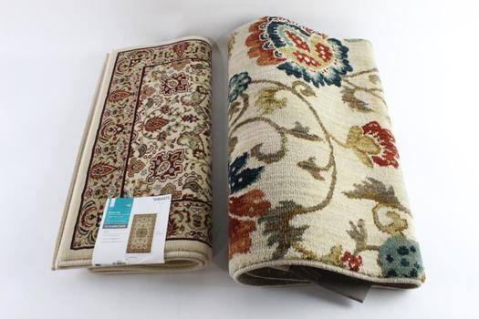 Allen + Roth And Other Accent Rugs, 2 Pieces