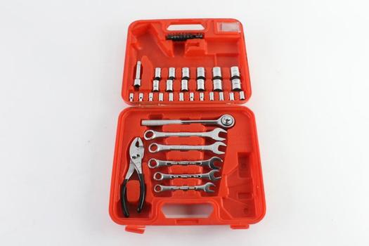 Alltrade 30+ Piece Tool Set