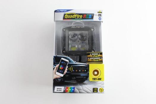 Alpena QuadFire RGB LED Light