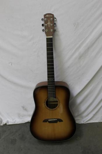 Alvarez Acoustic Guitar With Case