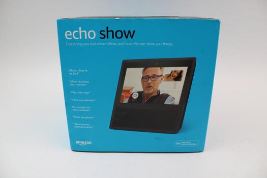 Amazon Echo Show (1st Generation)
