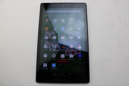 Amazon Kindle Fire HD 10, 32GB, Wi-Fi Only