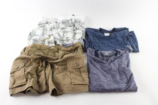 American Rag Cargo Shorts Size 34 And More, 4 Pieces
