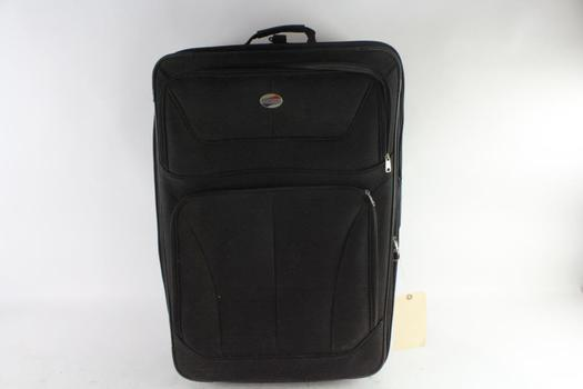 American Tourister Standing Rolling Suitcase