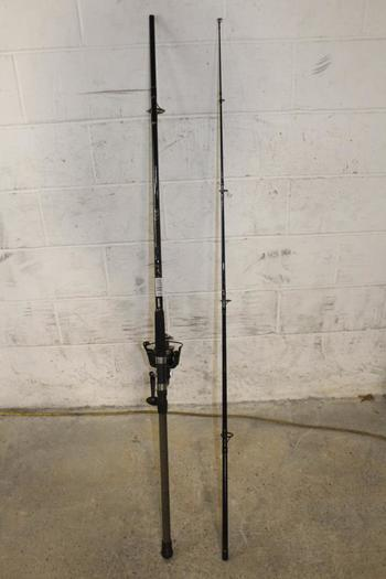 Ande Tournament Surf Fishing Pole