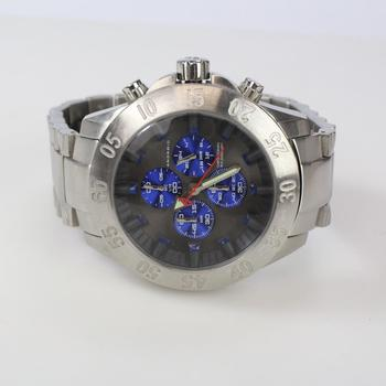 Android Tunnelgraph Stainless Steel Watch