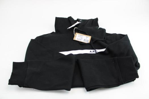A.P.C. Men's Hoodie Jacket; Size Small