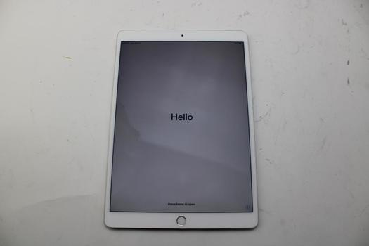 """Apple 10.5"""" IPad Pro, 64GB, Wi-Fi Only, Activation Locked, Sold For Parts"""