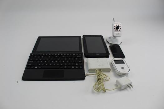 Apple 11367 Ipod, Summer Camera W/monitor, & More; 7 Pieces