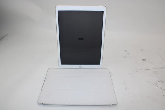 """Apple 12.9"""" IPad Pro 1st Gen, 256GB, Wi-Fi Only, Activation Locked, Sold For Parts"""