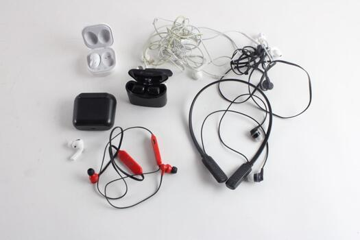 Apple AirPod Pro Earbud, And More, 5+ Pieces