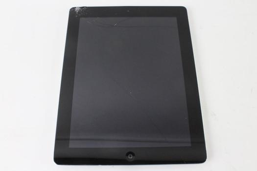 Apple IPad 2, Activation Locked, Sold For Parts