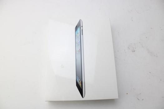 Apple IPad 2nd Gen 64GB Black Cellular AT&T MC775LL Tablet