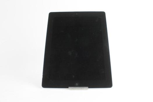 Apple IPad 2nd Gen,16 GB,  Activation Locked, Sold For Parts